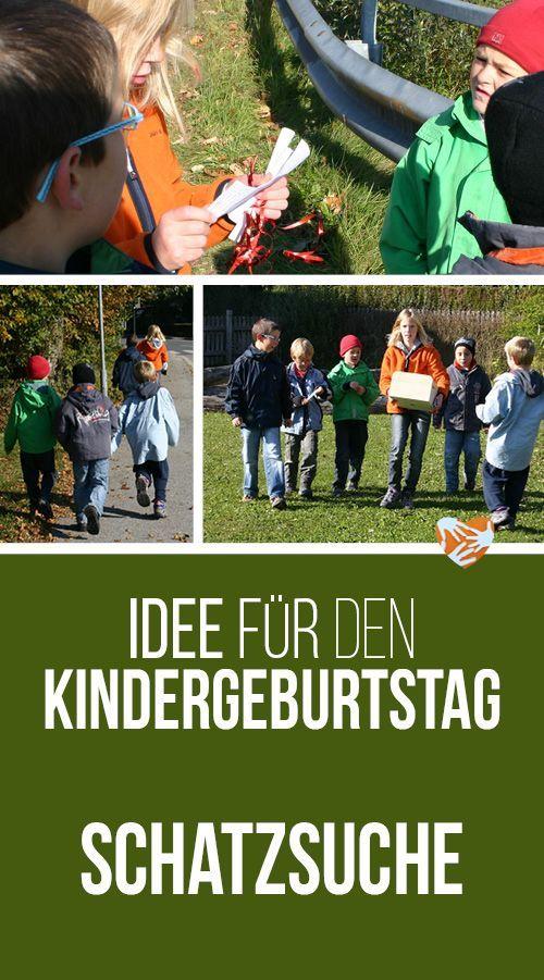 Idee für den Kindergeburtstag: Schatzsuche. Tipps zur Organisation, Was ihr braucht, Lessons learned und Stolpersteine