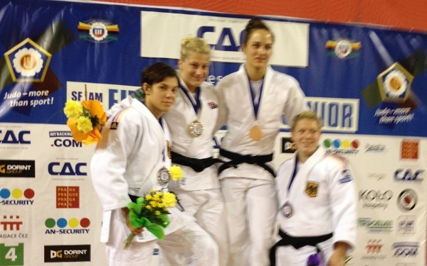 USA JUDO - U.S. Olympic Judo Team Member Kayla Harrison Bringing Home Another Gold on Road To Olympics