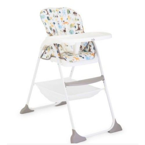 Joie Mimzy Snacker Highchair (Alphabet)