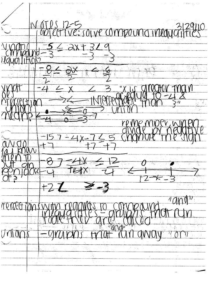 The 25+ best Math cornell notes ideas on Pinterest Cornell notes - sample cornell note