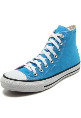 2606a8dfe13 Tênis Converse Chuck Taylor All Star Azul