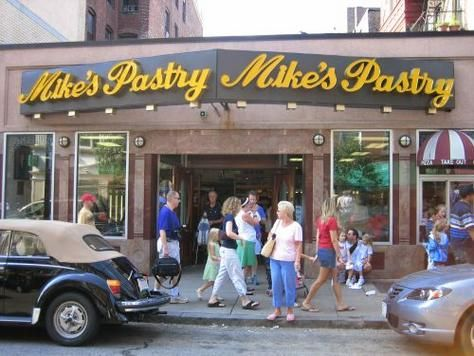 Mikes Pastry Boston, MA