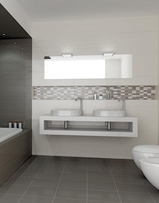 66 best Salle de bain images on Pinterest Bathroom, Soaking tubs - brico depot faience salle de bain