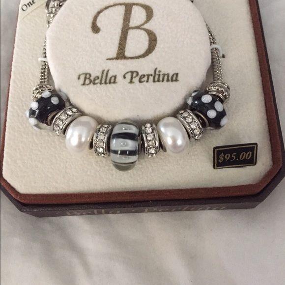 authentic bella perlina bracelet authentic bella perlina