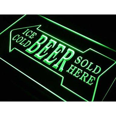 S148冷たいビールはバーパブネオンライトサインこちらで販売  – JPY ¥ 2,930