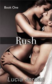 Rush | http://paperloveanddreams.com/book/921884357/rush | Here is the first book in the �Rush' Series, a seriously hot and provocative romance by Lucia Jordan, written in her signature style of high passion with searing depictions of sex and emotion.Kendra is a bundle of nerves when she walks into the office of Sebastian Montoya. To say his reputation proceeds him is be a gross understatement. Immediately she sees that the larger than life architect has an even bigger ego. The mystery that…