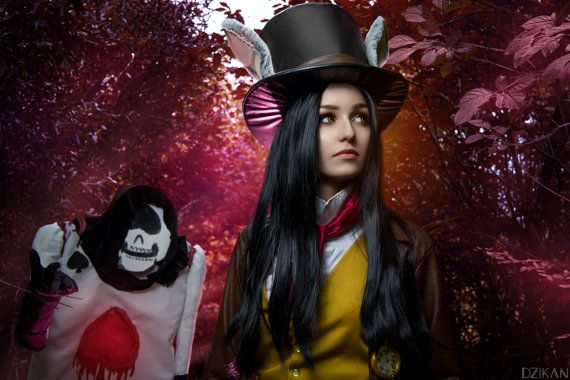 Alice Liddell  Alice: Madness Returns by MelorinCosplayShop