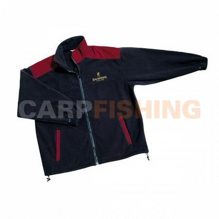 Куртка браунинг флисовая