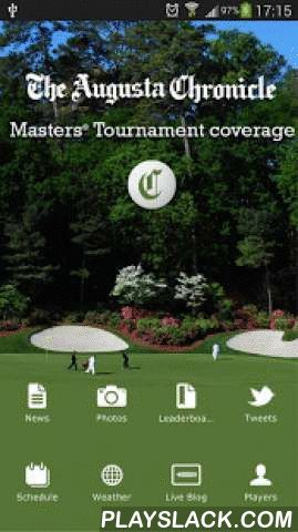 Augusta Golf  Android App - playslack.com ,  Get your Masters Tournament coverage from the largest independent newspaper team on site at Augusta National, The Augusta Chronicle. Get the latest scores, photographs, blogs, headlines and review their complete coverage by downloading the app now.