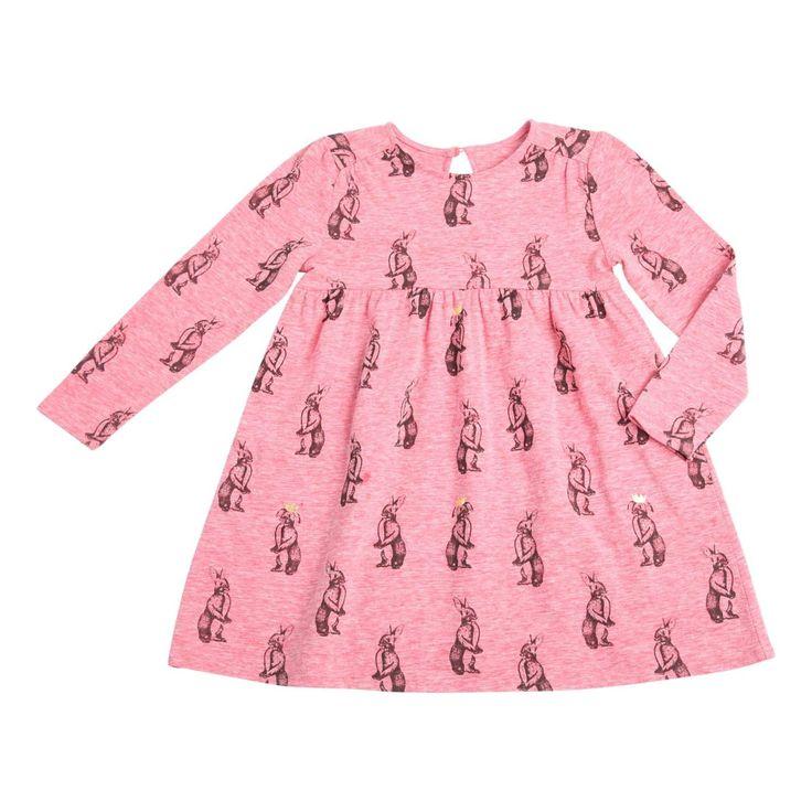 Egg Baby Bethany Rose Long Sleeve Baby Dress