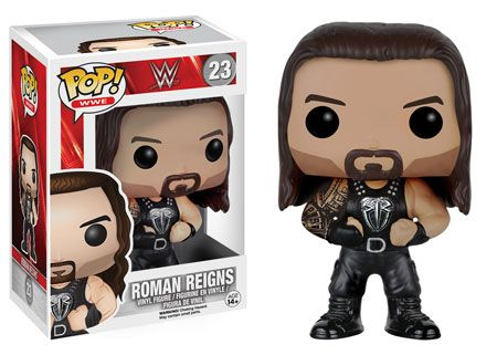 WWE: Roman Reigns Pop figure by Funko