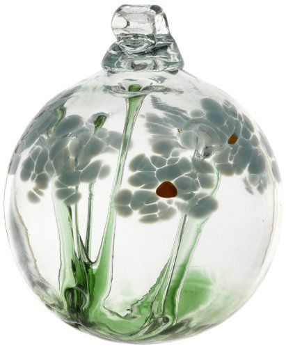 Kitras 2-Inch Blossom Ball, Memories by Kitras Art Glass. $21.00. Recycled glass. Can be used outdoors and indoors. Unique Gift. Flowers are used to celebrate life's special moments. They are given to commemorate friendships, show appreciation, show love and sometimes just because. Now you can celebrate those moments with a flower that is always in bloom. Memories- This blossom will flower forever, may it remind you of all the memories that have been shared.