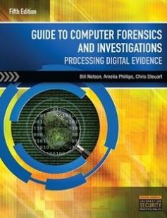 Guide to Computer Forensics and Investigations free download by Bill Nelson Amelia Phillips Christopher Steuart ISBN: 9781285060033 with BooksBob. Fast and free eBooks download.  The post Guide to Computer Forensics and Investigations Free Download appeared first on Booksbob.com.