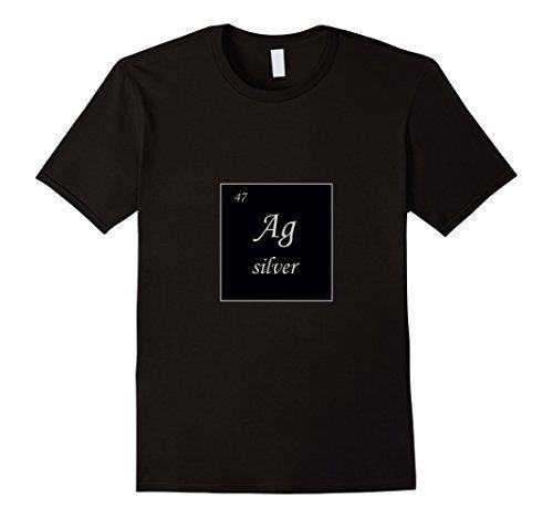 Men's Ag Silver Periodic Table Of Elements T-shirt Men Wo... https://www.amazon.com/dp/B01N2JXWA5/ref=cm_sw_r_pi_dp_x_RrVoyb0J3GJHJ