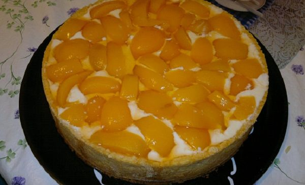 Receita de Torta de Pêssego - Receita Toda Hora