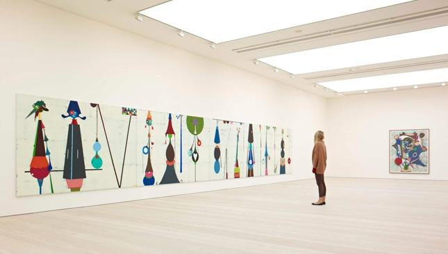 Saatchi Gallery - Duke of York's HQ  King's Road, London, SW3 4RY