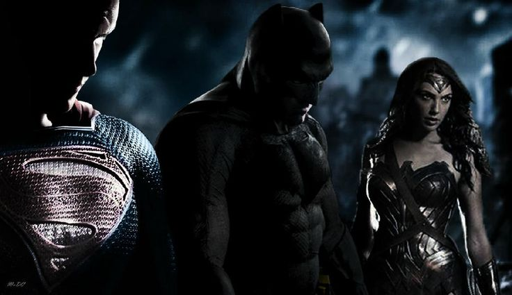 2015 Batman v Superman: Dawn of Justice' Los Angeles