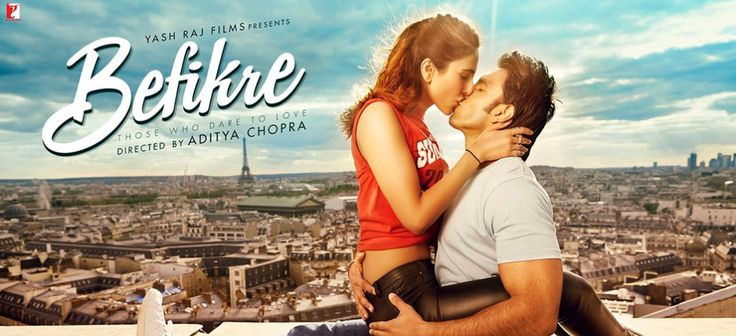 After releasing many hot pictures, finally the trailer of #Ranveer_Singh and Vaani Kapoor starer '#Befikre' is out!