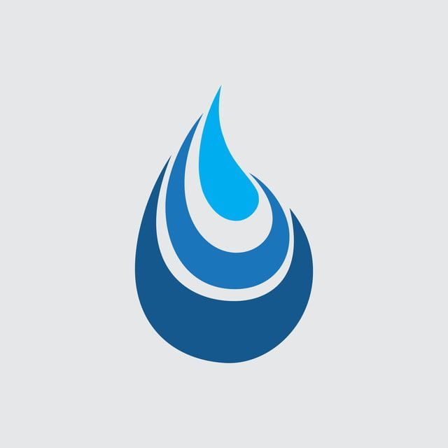 Water Drop Business Company Logo Water Clipart Symbol Business Png And Vector With Transparent Background For Free Download Water Drop Logo Logo Design Water Water Logo