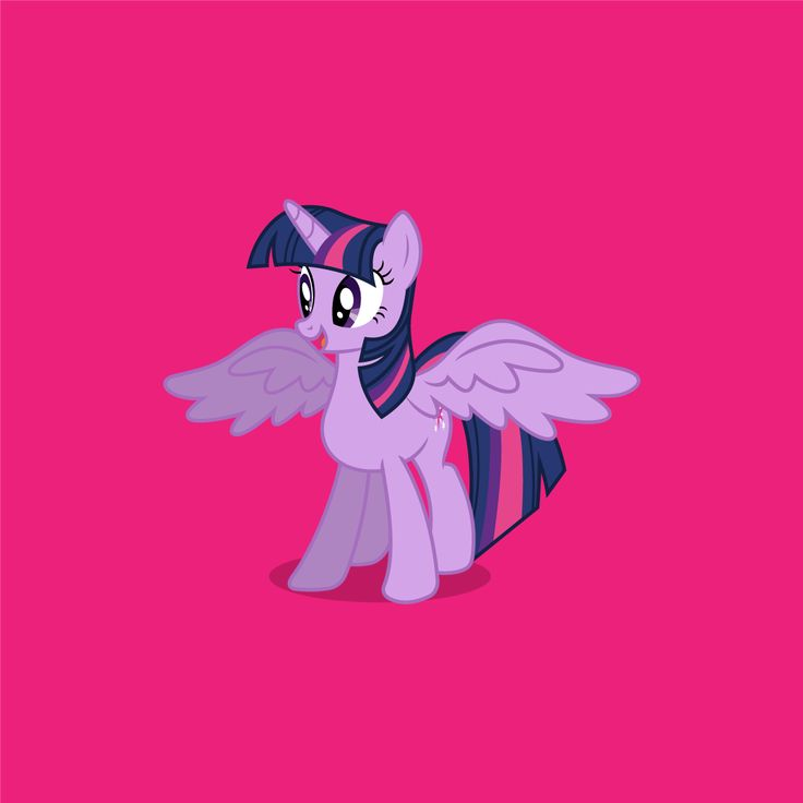 Twilight Sparkle(トワイライトスパークル) ユニコーンポニー