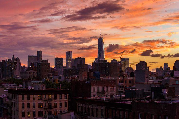Dear New York, we love you.