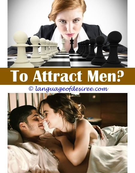 Signs of attraction from men touch