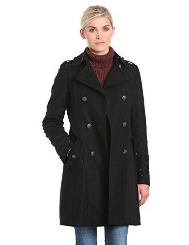 die besten 25 schwarzer mantel damen ideen auf pinterest schwarzer mantel mantel beige und. Black Bedroom Furniture Sets. Home Design Ideas