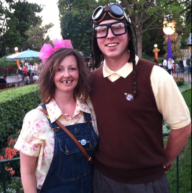 Carl Ellie Costume Idea 7 Best Images About Costumes On Pinterest