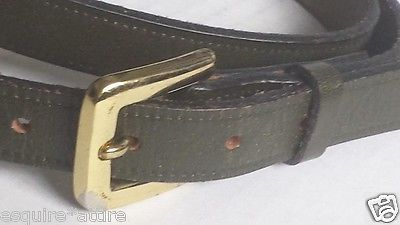 women #belts for sale women cowhide leather size 32 women belt green with gold color metal buckle withing our EBAY store at  http://stores.ebay.com/esquirestore