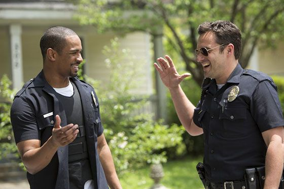 'Lets Be Cops' Blu-ray Review
