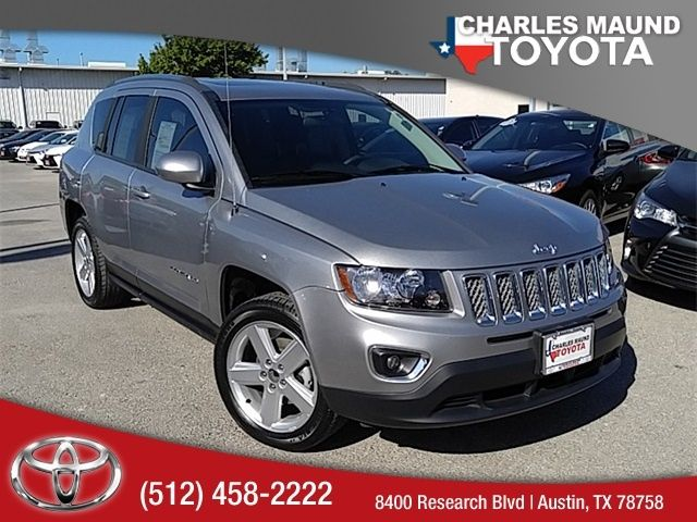 Used 2014 Jeep Compass For Sale | Austin TX