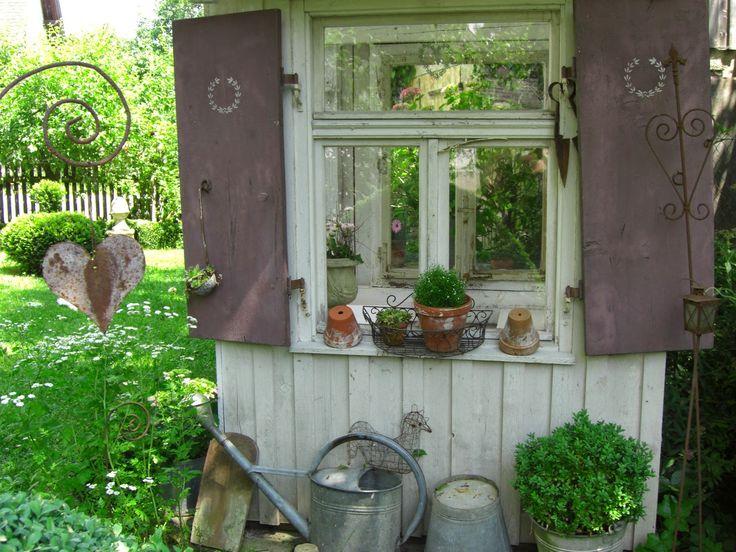 Landliebe Cottage Garden Garden Elements Pinterest