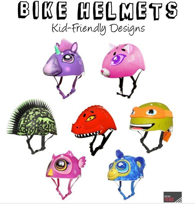 59a8b7f8d75 Gear Girl: Best Bike Helmets For Kids | Best Gear for Babies & Kids | Cool bike  helmets, Kids bike, Cool bikes