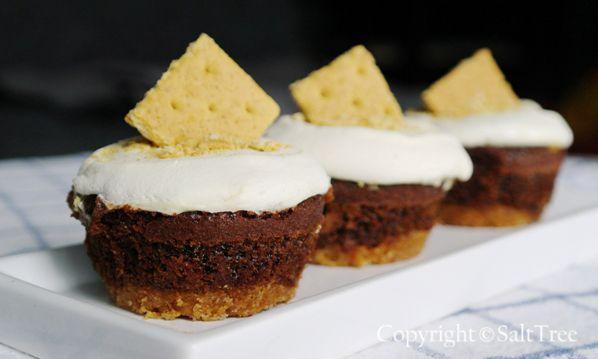 SaltTree: S'more Cupcakes Please!: Cupcakes Please, Style Cupcakes, Cupcakes Before, Cupcakes Recipes, S More Cupcakes, Smore Cupcakes, Cupcakes Rosa-Choqu, Cupcakes Insir