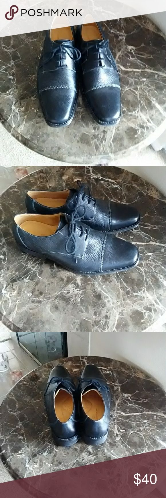 Sandro Moscoloni men shoed Men Sandro Moscoloni made in Brazil leather shoes very comfortable in size 11D. Excellent condition Sandro Moscoloni Shoes