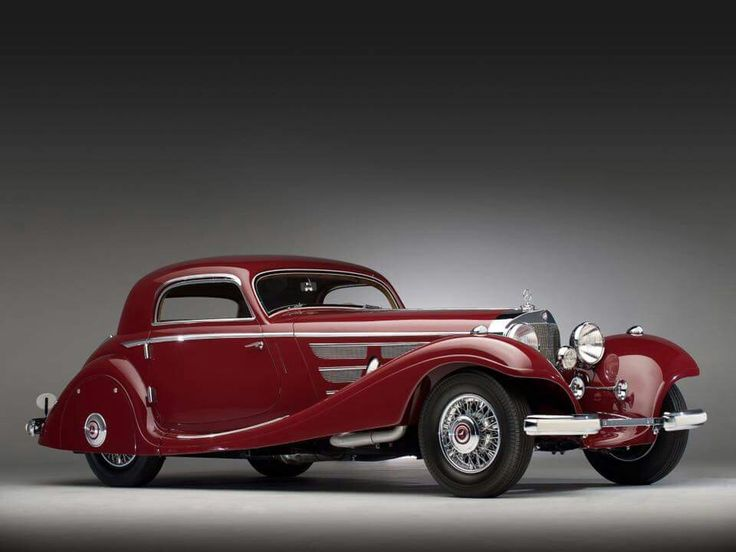 1936 Mercedes Benz 540 K Special Coupe