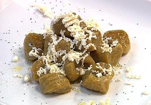 Ricetta Gnocchi di zucca e castagne | Alice.tv