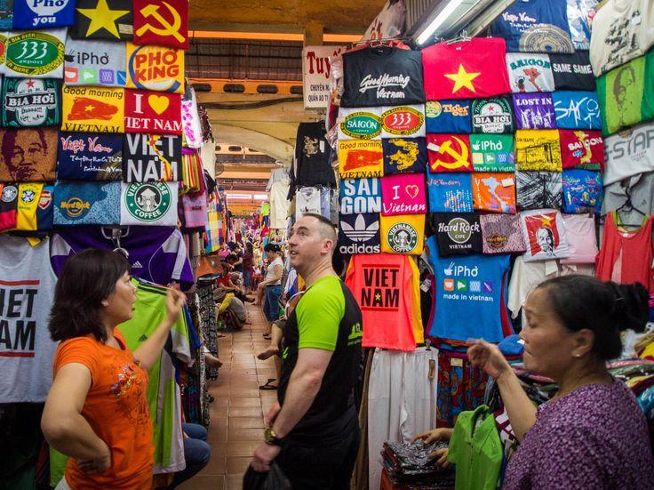 "'I'll take them all!"" #VietnamSchoolTours #Hoian"