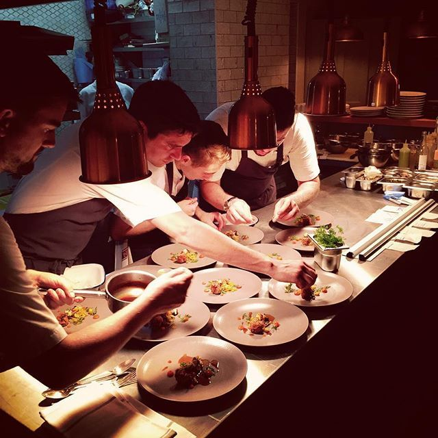 How many Chefs does it take? #foodie #restaurant #isleofwight