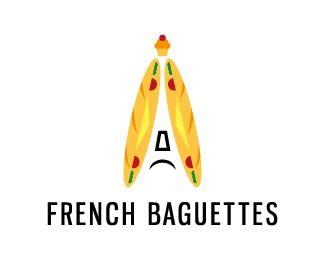 Logo Design - French Baguettes