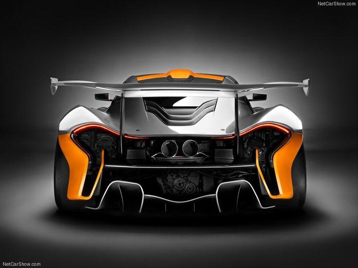 McLaren-P1_GTR_Concept_2014_Back Angle