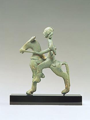 Etruscan bronze art: