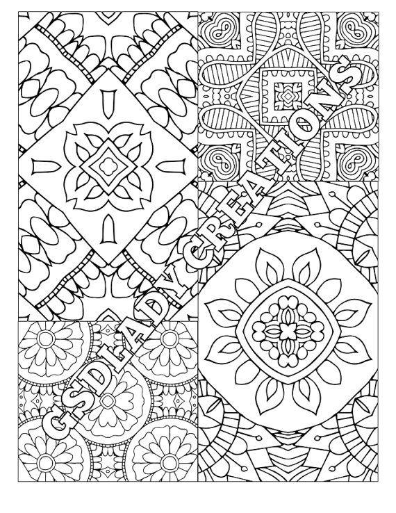 53 best Adult Coloring Pages images on Pinterest  Gel pens