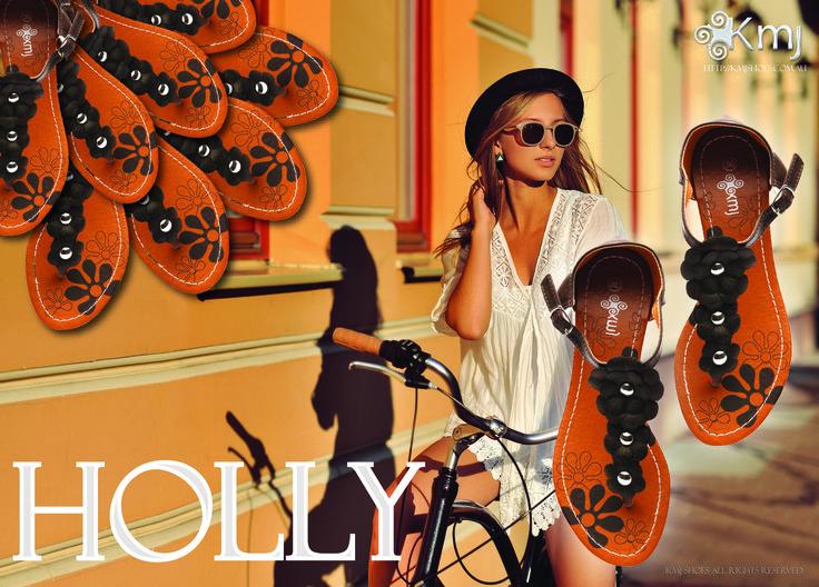 Holly sandal Spring/Summer www.kmjshoes.com.au