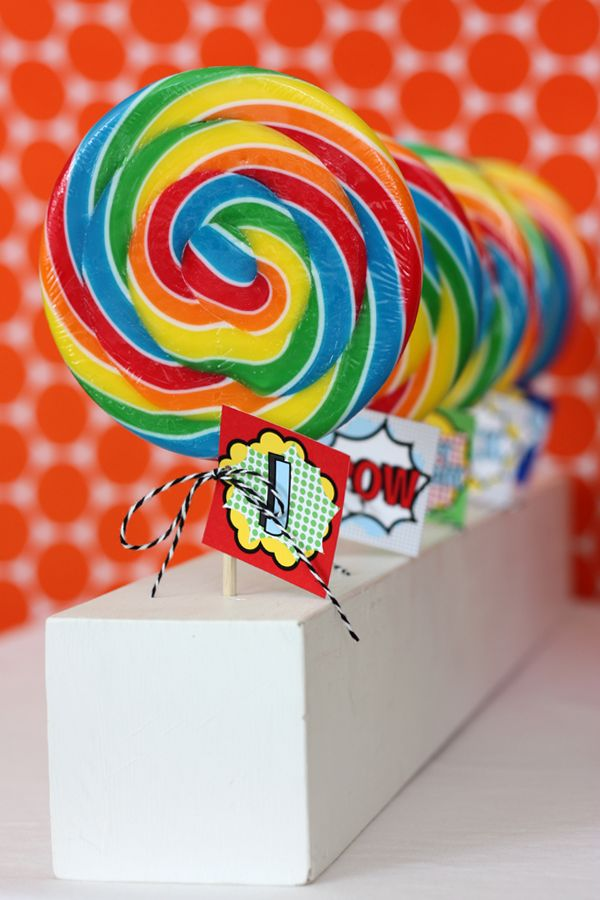 Wants and Wishes: Party planning: Vintage Superhero Birthday Party Collection.... Calling all Superheroes!