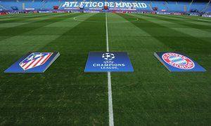 Atlético Madrid v Bayern Munich: Champions League semi-final  live!