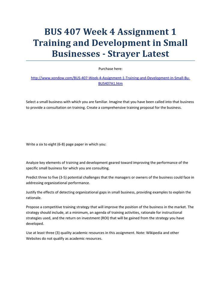 Assignment 1 understanding development and