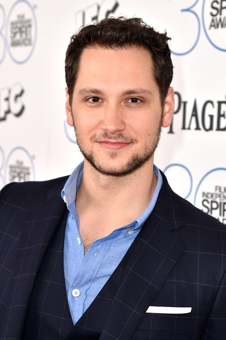 Pin for Later: Celebrity Duos Bring Electric Energy to the Spirit Awards Pink Carpet Matt McGorry