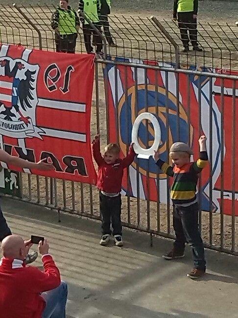 Brno's Kinder Hooligans :))