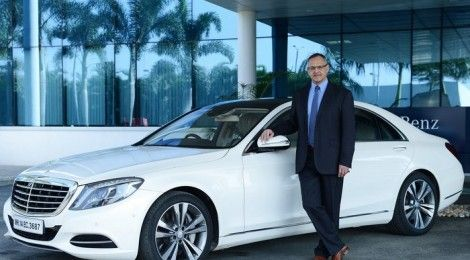 Mercedes-Benz India 2014 Q1 27% sales growth, 'tis the Year of Excellence | Rush Lane